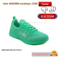 NO 38 NEW ERA NICOLE TOSCA sepatu olahraga wanita running casual sneak