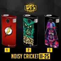 Garskin Wismec Noisy Cricket II-25 Box Mod / Skin Noisy Cricket 2
