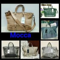 Jual Tas Wanita Zara Basic OriginaL New Restok Barcode!!Camel,Hitam,Blue! Murah
