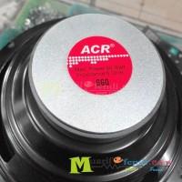 Speaker Woofer 6 inch ACR 660 ACR660 speaker aktif power amplifier