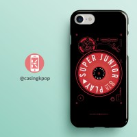 Casing Handphone KPOP SUPER JUNIOR PLAY ALBUM COVER