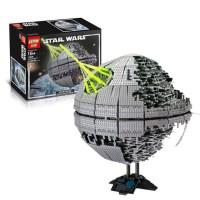 Star Wars Death Star DeathStar 2 II Ultimate UCS 10143 Lepin 05026