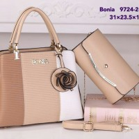 TAS BONIA TWOTONE  SERIES  9724-2
