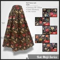 Rok Batik Jadi Motif Bunga Rok Batik Sogan Jogja Setelan Kebaya Murah