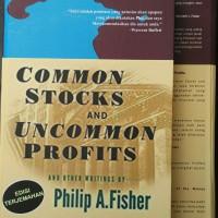 philip A. Fisher - Common stocks and uncommon profits