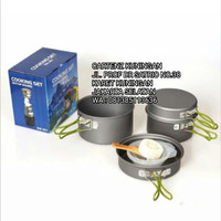 Alat Masak Camping Cooking Set DS 301