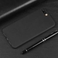 Softcase BLACK MATTE for ASUS Zenfone 4 Max PRO ZC554KL / slim black
