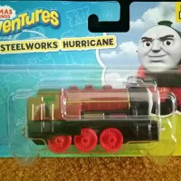 Thomas and Friends Adventures - Steelworks Hurricane