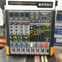 Harga power mixer soundbest js 4d 4 channel 300 x 2 watt   Pembandingharga.com