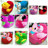 Jual Sofa Odong Boneka Mickey Minnie Hello Kitty Doraemon Keropi Pooh murah Murah