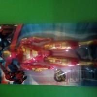 Mainan Iron Man Wow Keren