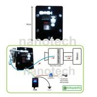 Aizhimo Mini Compact. HHO Generator. Penambah Performa. Penghemat BBM