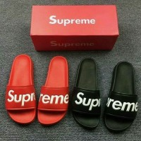Supreme Slides Sandals / Flip Flop - Premium Quality