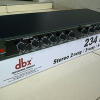 CROSSOVER DBX AKTIP 234/ 234XL