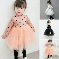dress polkadot tutu