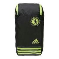 Tas Backpack Adidas Chelsea FC Shoe Bag Black Original Asli murah