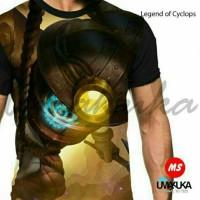 Harga kaos mobile legend of cyclops legends cyclop 3d umakuka diamond   antitipu.com