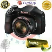 SONY CYBERSHOT DSC H300 Camera Pro Sumer Garansi Resmi