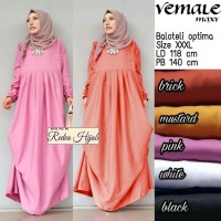 VEMALE MAXY BAJU DRESS WANITA BY REDEA