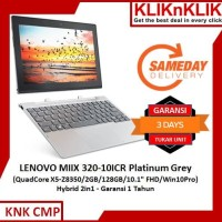 LENOVO MIIX 320-10ICR Platinum Grey - 0-051217-RBB05