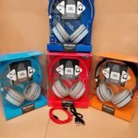 headset bluetooth jbl music player headphone jbl murah mega bass ms881