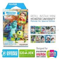Fujifilm Refill Instax Mini Film Disney Monster University - 10 Lembar