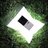Lampu Lipat Tenaga Surya untuk Camping Outdoor Berkualitas