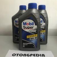 Oli Mesin MOBIL Super 2000 10W-40 botol 1 Liter