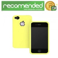 Rearth Ringke Casing For iPod - Ipod Touch 4 - lemon