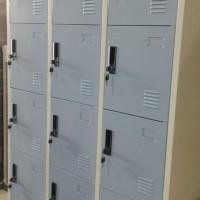 Loker modera 15 pintu locker ML8815 rak besi serbaguna lemari arsip