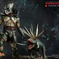 Hot Toys Predators Tracker Predator 1:6 Scale ORIGINAL