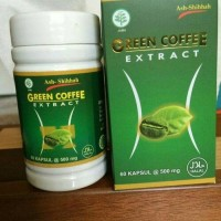 Dijual Green Coffe Extract T2909
