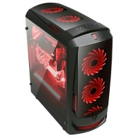 Komputer / PC / CPU Rakitan Gaming Game Murah + LED LG 19 INCH