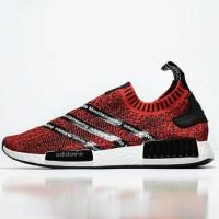 Sepatu Adidas NMD White Mountaineering Premium Import / Merah