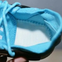 Sepatu Sport Adidas NMD Human Race Premium Import / Biru Muda