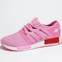 Sepatu Adidas NMD Turtle Dove Premium Import / Pink Muda / NMD 04