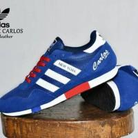 Sepatu Sport Casual Adidas New York Carlos Grade Ori ( CR-04 )