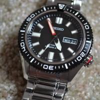 Jam Tangan Seiko Original Divers SKZ325K1 / SKZ325