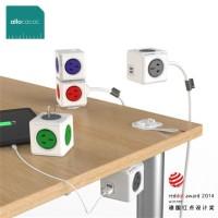 Allocacoc Stop kontak listrik 2500W 5 China Plug 1.5m C Promo