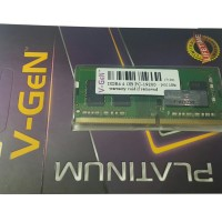RAM DDR4 SODimm 4GB PC19200/2400Mhz (Memory Laptop VGEN)