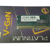 RAM DDR4 SODimm 8GB PC19200/2400Mhz (Memory Laptop VGEN)