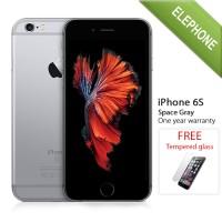 APPLE IPHONE 6S 64GB GRAY GSM ORIGINAL GARANSI DISTRIBUTOR