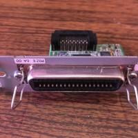 Controler Printer Antrian dan  soket Paralel