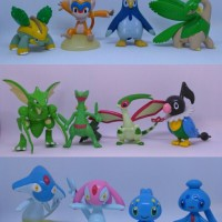Jual Moncolle Pokemon Loose Ex-Kolpri Murah