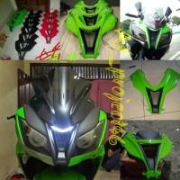 frame/topeng model zx10 PNP kawasaki ninja 250&300 fi