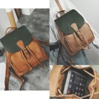 Harga 1798 br 1799 bl tas ransel backpack fashion import korea | Pembandingharga.com