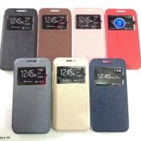 Casing Flip Cover Samsung J3 Case Buku / Buka Tutup / Sarung HP