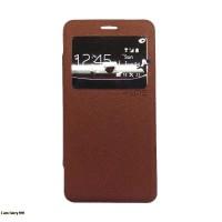 Casing Flip Cover Samsung A7 2017 Case Buku / Sarung HP / Buka Tutup