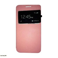 Casing Flip Cover Samsung J1 Case Buku / Sarung HP / Buka Tutup / Flip