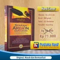 Buku Syarah Arbain An Nawawi - Penjelasan Hadits Arbain